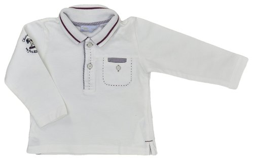 Chicco langärmliges Poloshirt / Gr.68