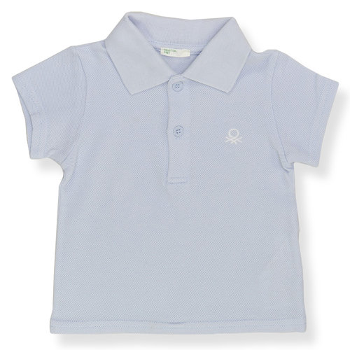 Benetton T- Shirt Polo / Gr.68