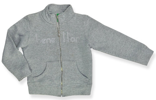 Benetton Sweat Jacke / Gr.90