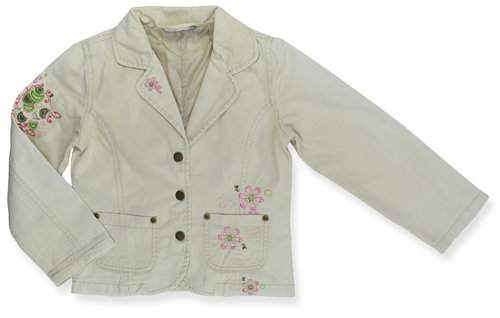 Staccato Jacke Stoff / Gr.104